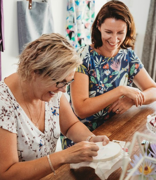 What to expect at our workshops