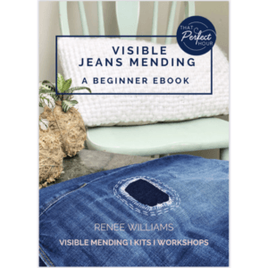 Visible Jeans Mending: A Beginner Ebook